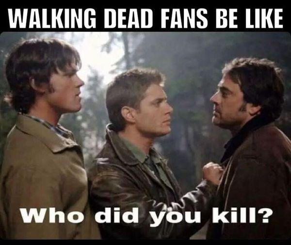 Very Hilarious Supernatural Memes Jokes