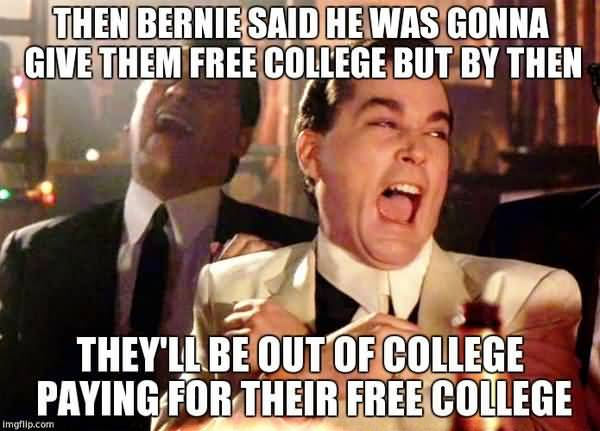 Very hilarious college memes photo