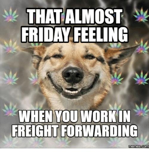 Almost Friday Meme Funny Image Photo Joke 10