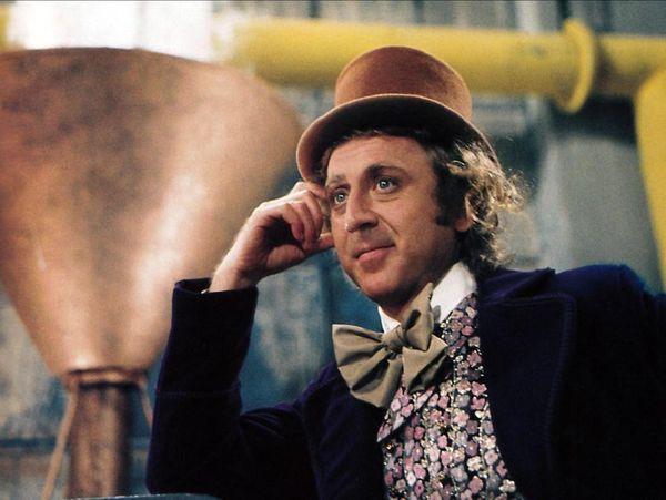 Amusing Willy Wonka Photo Joke