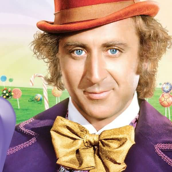 Amusing Willy Wonka Photo Meme