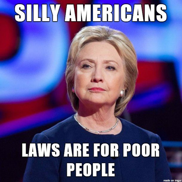 Anti Hillary Memes Funny Image Photo Joke 08