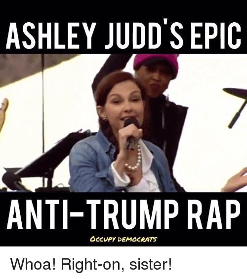 Ashley Judd Meme Funny Image Photo Joke 04