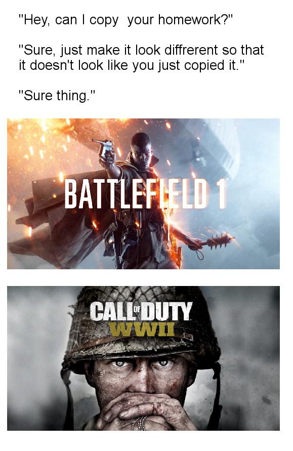 Battlefield Meme Funny Image Photo Joke 01