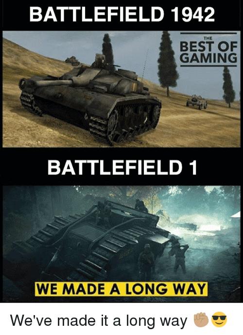 Battlefield Meme Funny Image Photo Joke 06