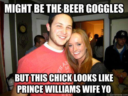 Beer Goggles Meme Funny Image Photo Joke 07