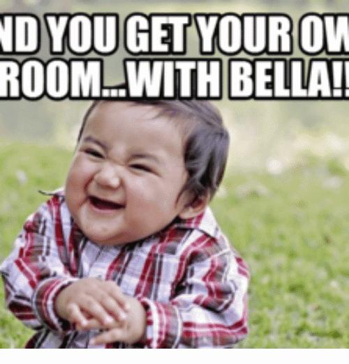 Bella Meme Funny Image Joke 07