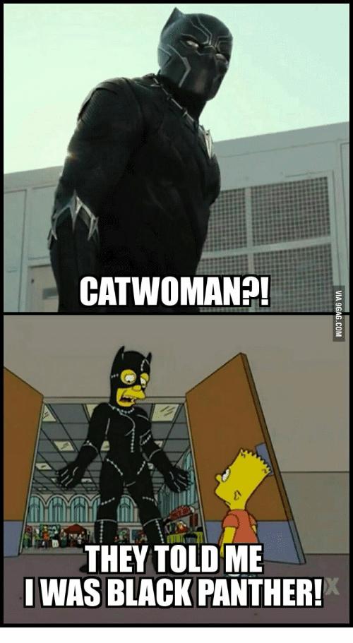 Black Panther Meme Funny Image Photo Joke 02
