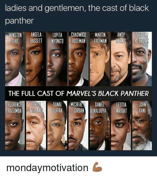 Black Panther Meme Funny Image Photo Joke 05