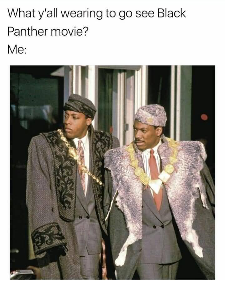 Black Panther Meme Funny Image Photo Joke 14