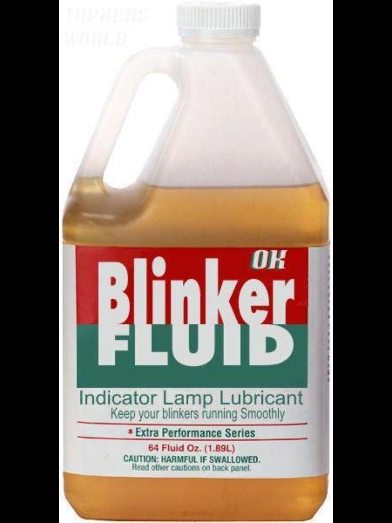 Blinker Fluid Meme Funny Image Photo Joke 08