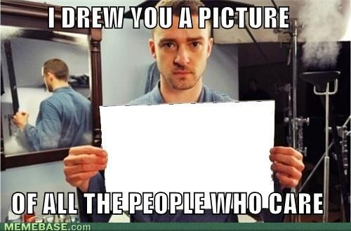 Care Meme Funny Image Photo Joke 05