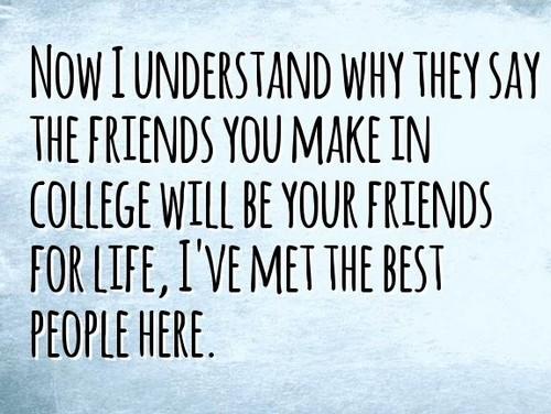 College Best Friend Quotes Meme Image 19