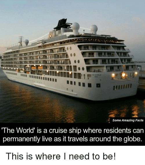 Cruise Ship Meme Funny Image Photo Joke 07