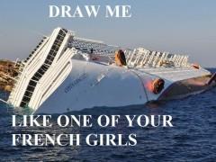 Cruise Ship Meme Funny Image Photo Joke 11