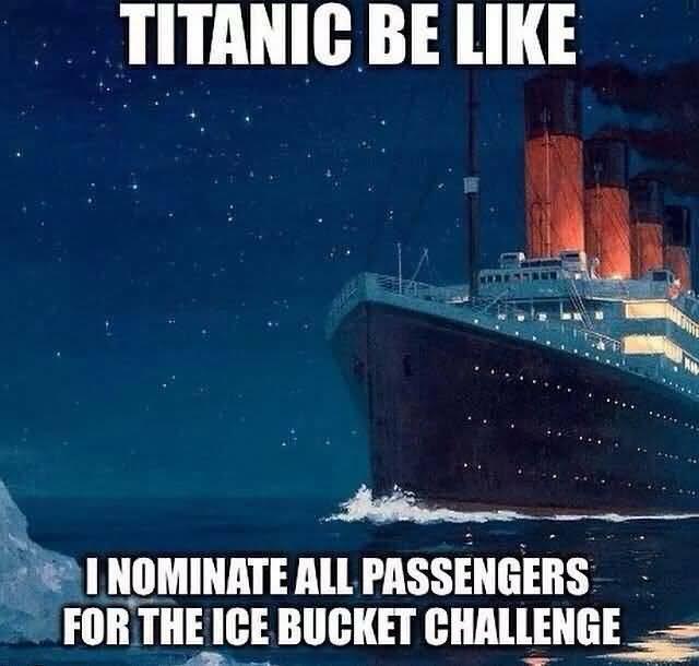 Cruise Ship Meme Funny Image Photo Joke 13