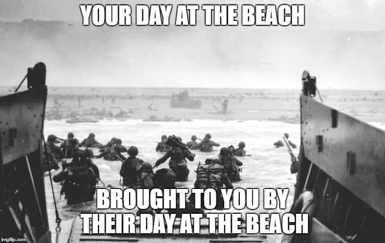 D Day Meme Funny Image Photo Joke 03