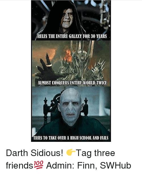 Darth Sidious Meme Funny Image Photo Joke 08
