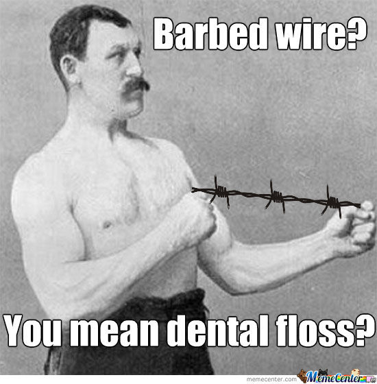 Dental Hygiene Meme Funny Image Photo Joke 07
