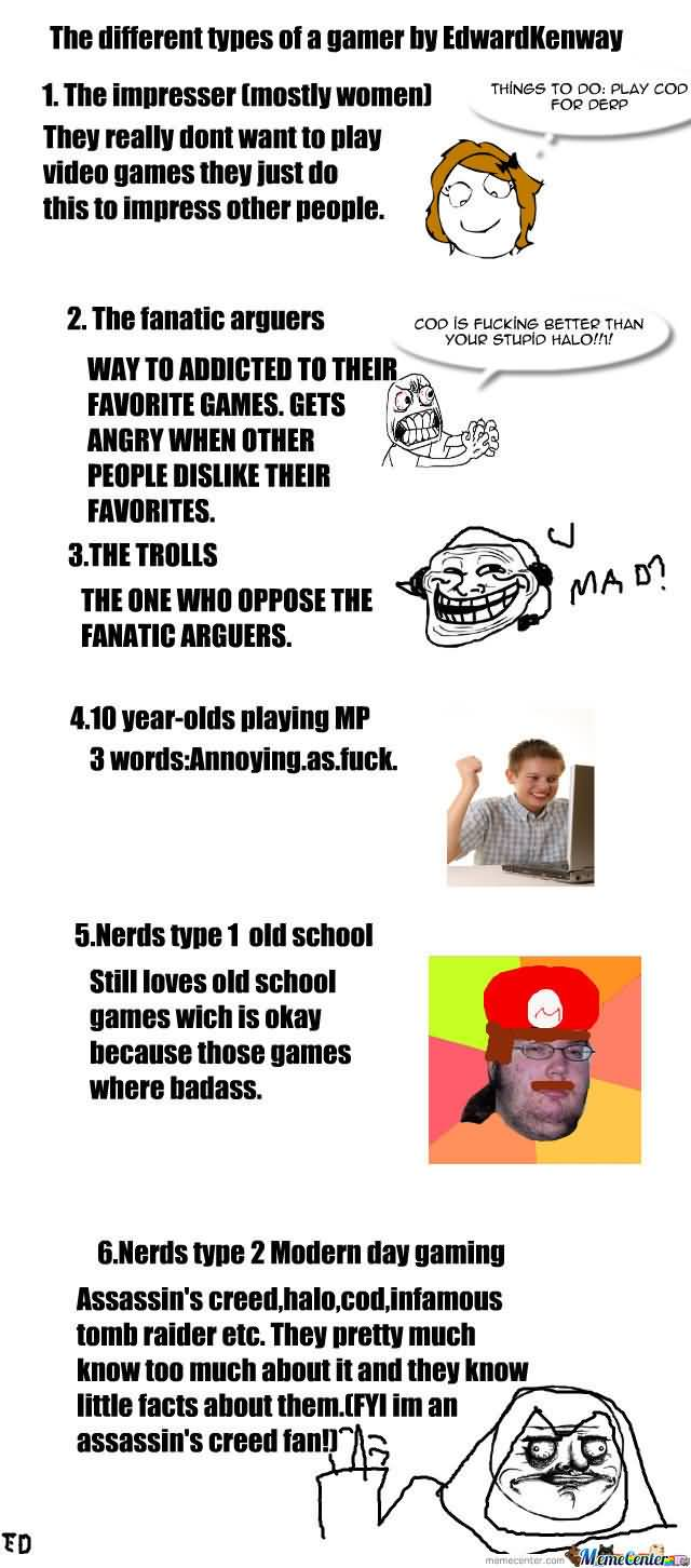 Different Types Of Meme Funny Image Photo Joke 14