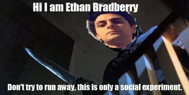 Ethan Bradberry Meme Funny Image Photo Joke 03