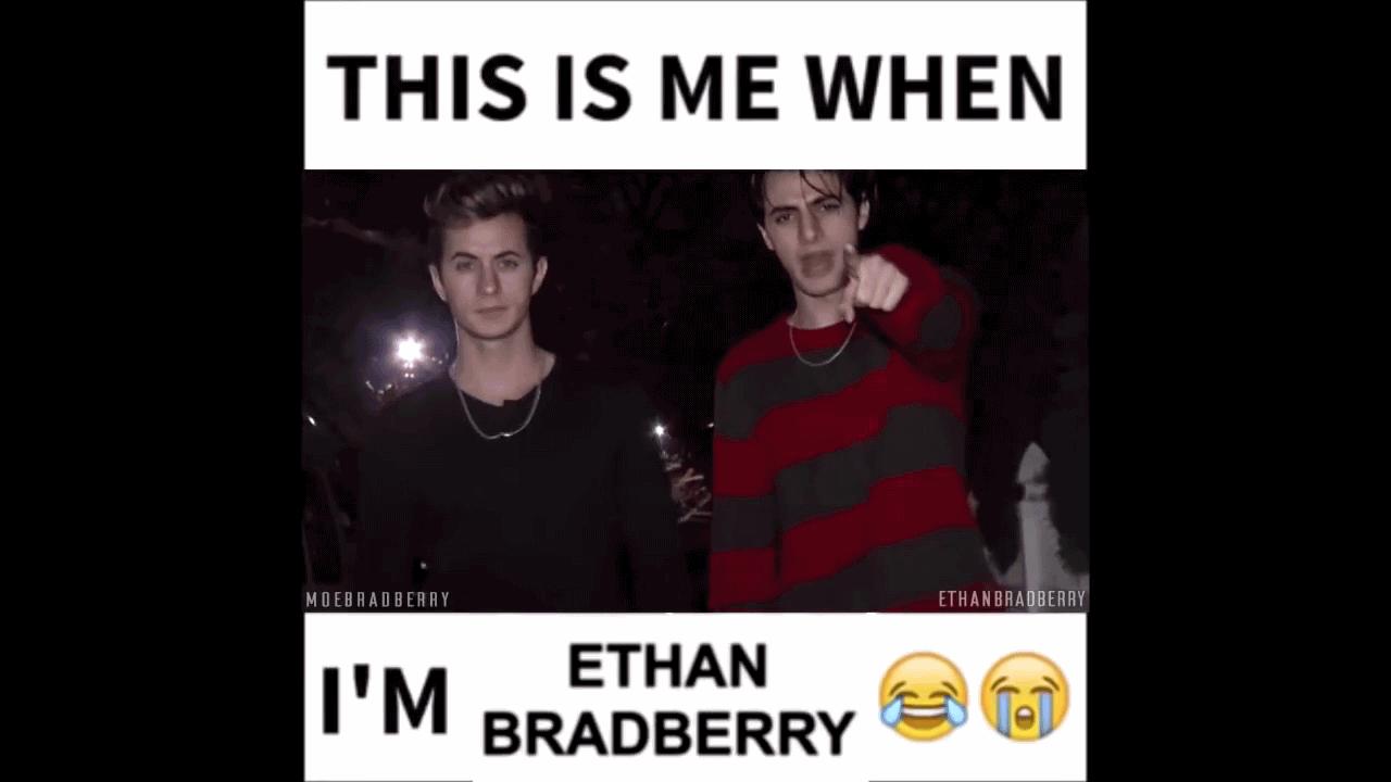 Ethan Bradberry Meme Funny Image Photo Joke 07