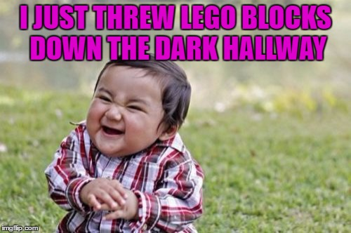 Evil Toddler Meme Funny Image Photo Joke 01