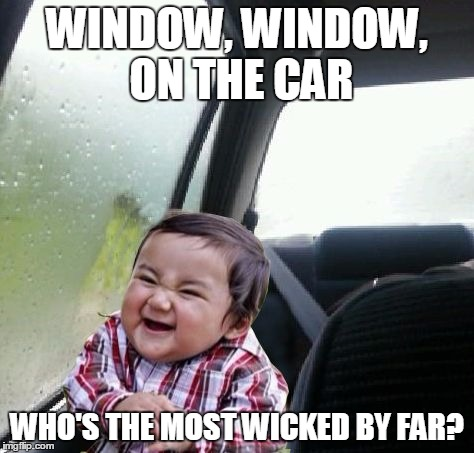 Evil Toddler Meme Funny Image Photo Joke 05