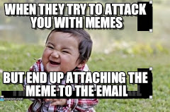 Evil Toddler Meme Funny Image Photo Joke 06