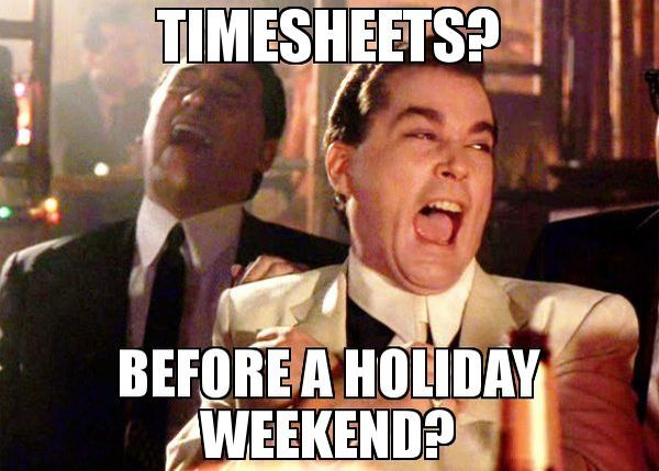 Funniest Holiday Weekend Meme Photo