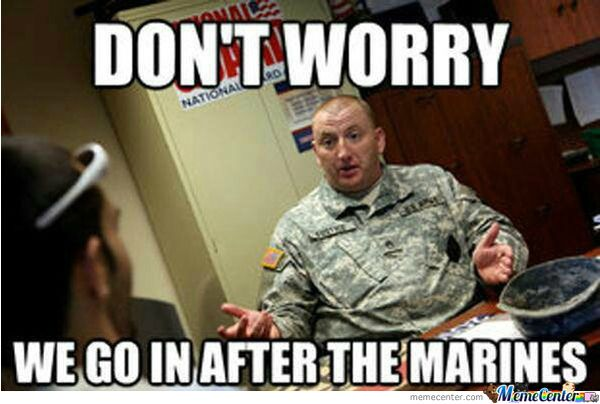 Funniest best army strong meme photo