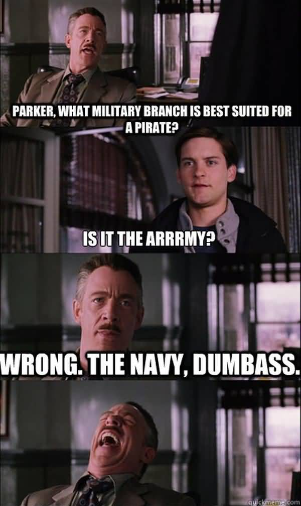 Funniest best funny military branches meme image