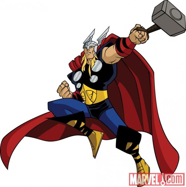 Funniest best thor cartoon pictures gifs