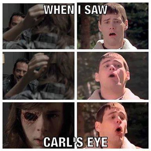 Funniest new walking dead memes photo