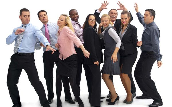 Funniest office party photos wallpaper
