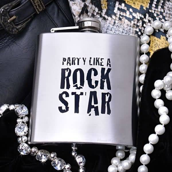 Funniest party like a rockstar meme picture