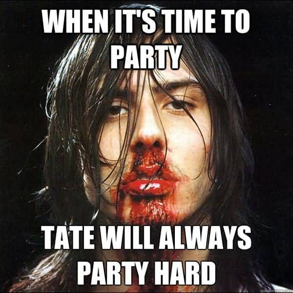 Funniest time to party meme picture