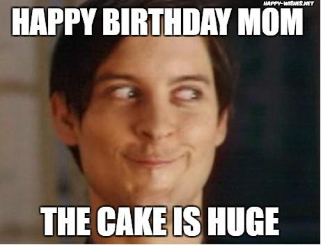 Funny Birthday Memes For Mom Joke 15