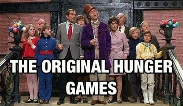 Funny Charlie and the Chocolate Factory Meme Jokes