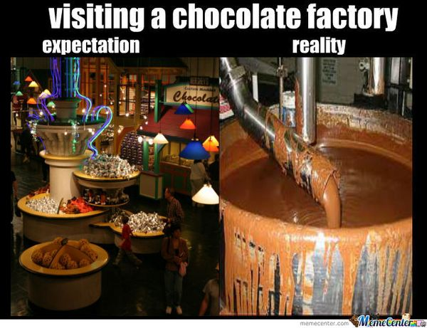 Funny Charlie and the Chocolate Factory Meme Picture