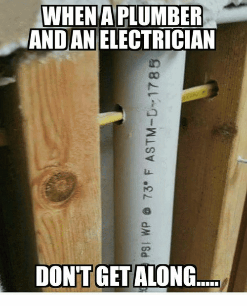 Funny Electrician Meme Funny Image Photo Joke 02
