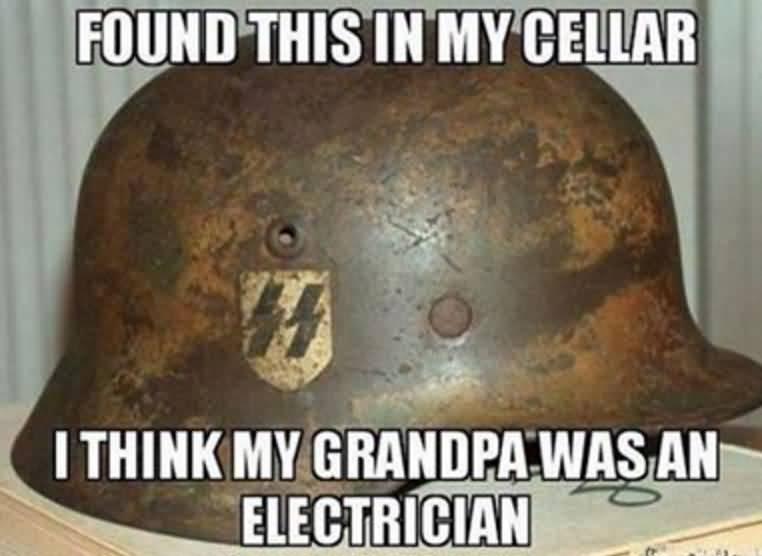 Funny Electrician Meme Funny Image Photo Joke 15