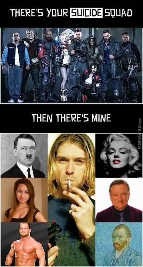 Funny Suicide Squad Memes Funny Image Photo Joke 04