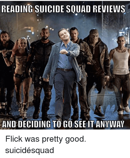 Funny Suicide Squad Memes Funny Image Photo Joke 08
