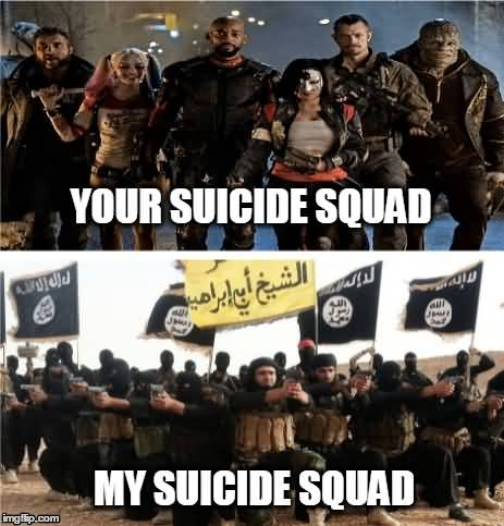 Funny Suicide Squad Memes Funny Image Photo Joke 09