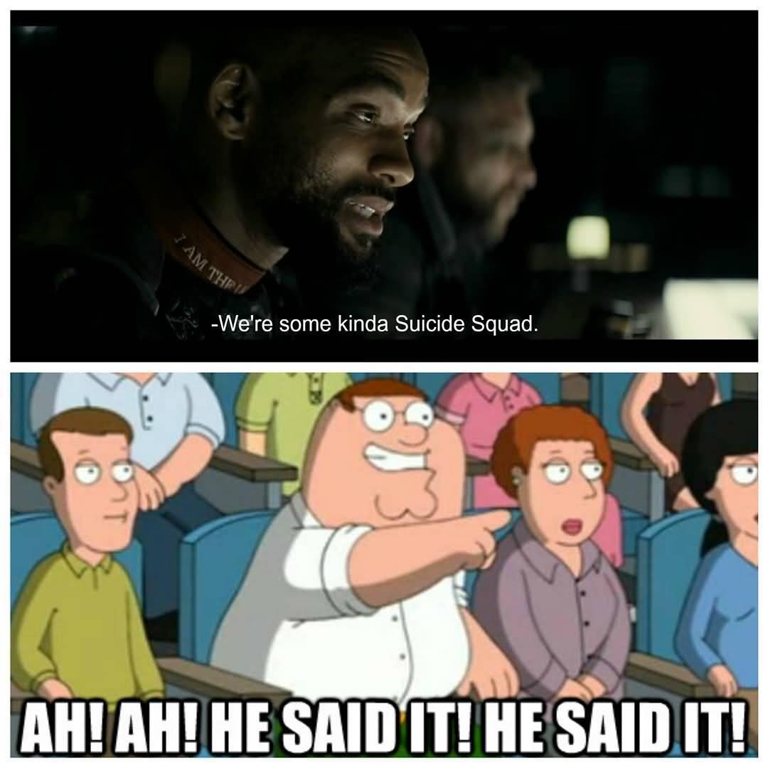 Funny Suicide Squad Memes Funny Image Photo Joke 13