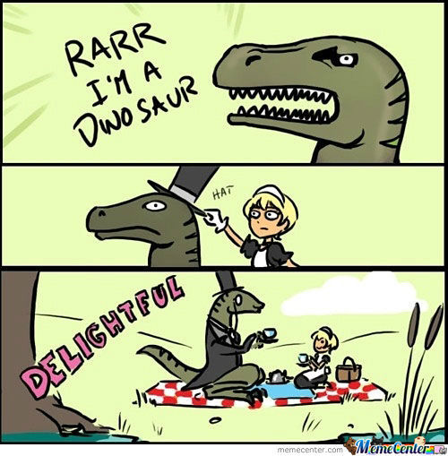 Funny T Rex Meme Image Photo Joke 05