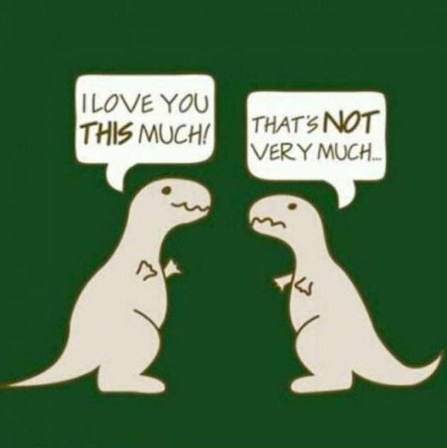 Funny T Rex Meme Image Photo Joke 15