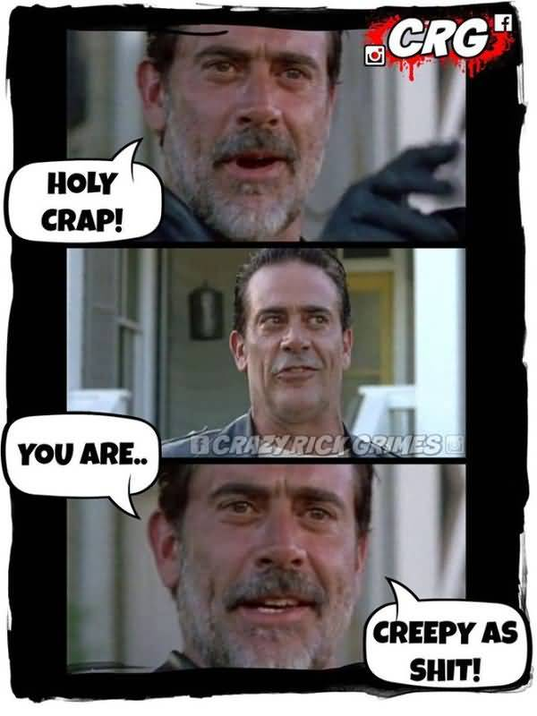 Funny best walking dead memes photo