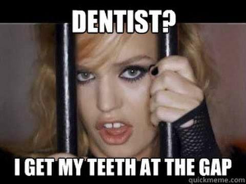 Gap Tooth Meme Funny Image Photo Joke 09